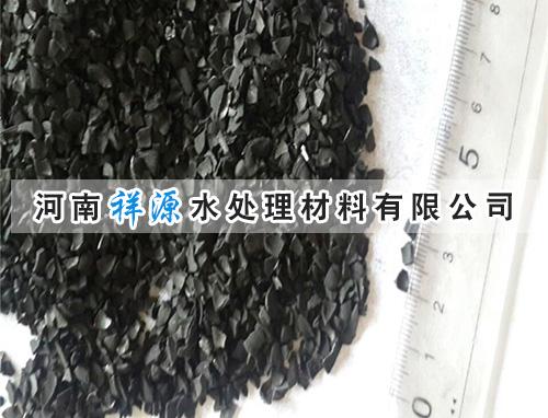 郑州市过滤器专用椰壳活性炭厂家