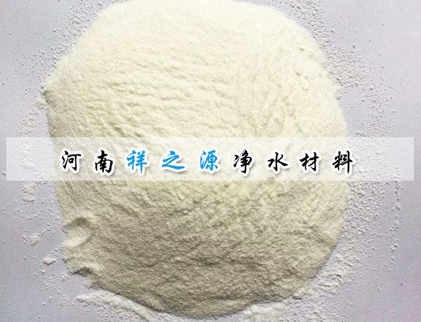 郑州白色喷雾干燥型聚合氯化铝